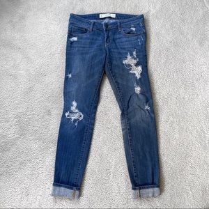 Abercrombie and Fitch Jeans Size 2R 26/31